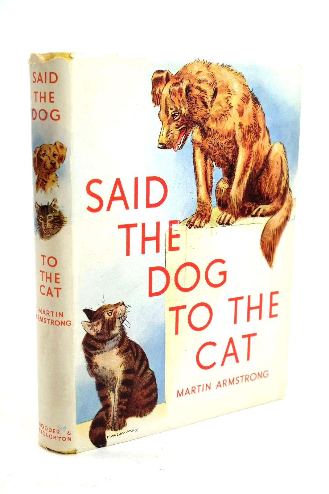 Photo of SAID THE DOG TO THE CAT- Stock Number: 1320476