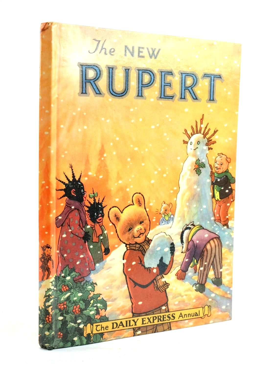 Photo of RUPERT ANNUAL 1954 - THE NEW RUPERT- Stock Number: 1320479