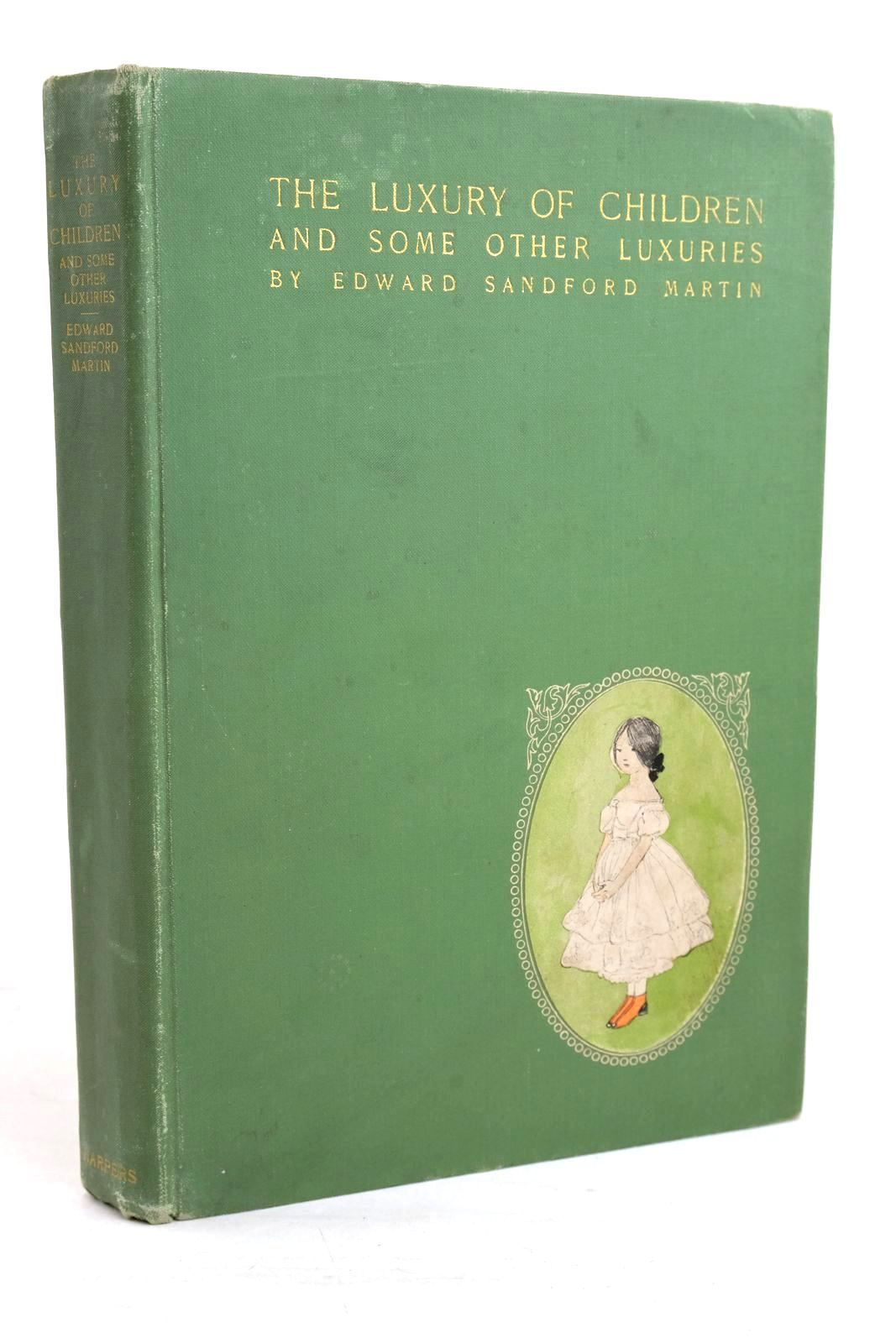 Photo of THE LUXURY OF CHILDREN & SOME OTHER LUXURIES written by Martin, Edward Sandford illustrated by Stilwell, Sarah S. published by Harper & Bros (STOCK CODE: 1320481)  for sale by Stella & Rose's Books