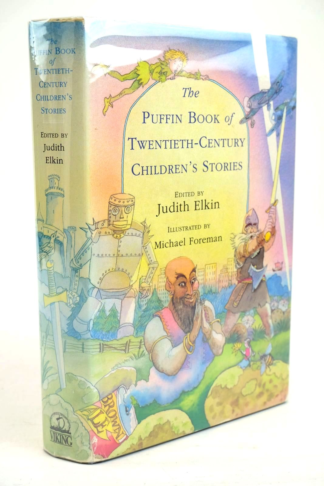 Photo of THE PUFFIN BOOK OF TWENTIETH-CENTURY CHILDREN'S STORIES- Stock Number: 1320483