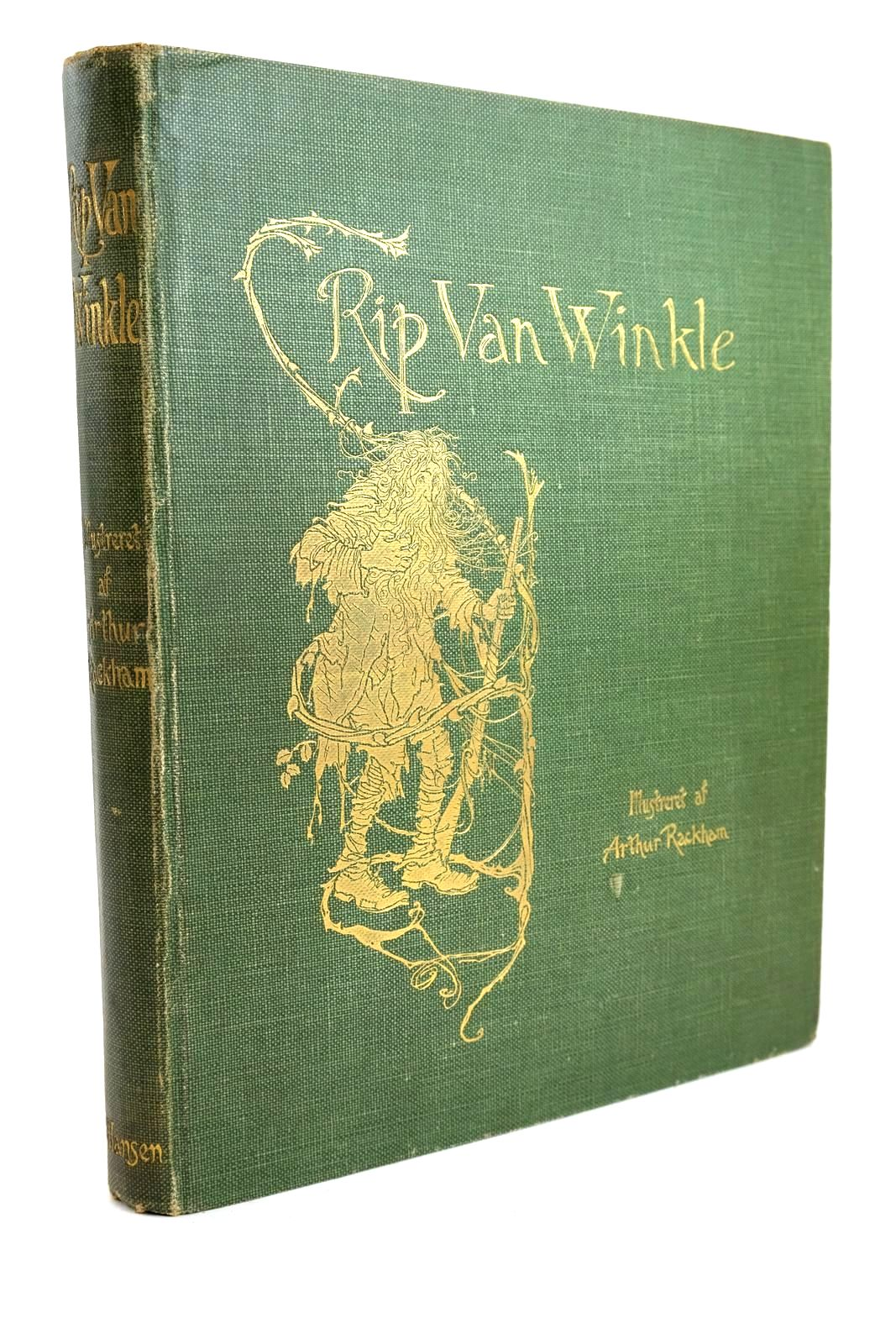 Photo of RIP VAN WINKLE written by Irving, Washington illustrated by Rackham, Arthur published by Peter Hansens Forlag (STOCK CODE: 1320489)  for sale by Stella & Rose's Books