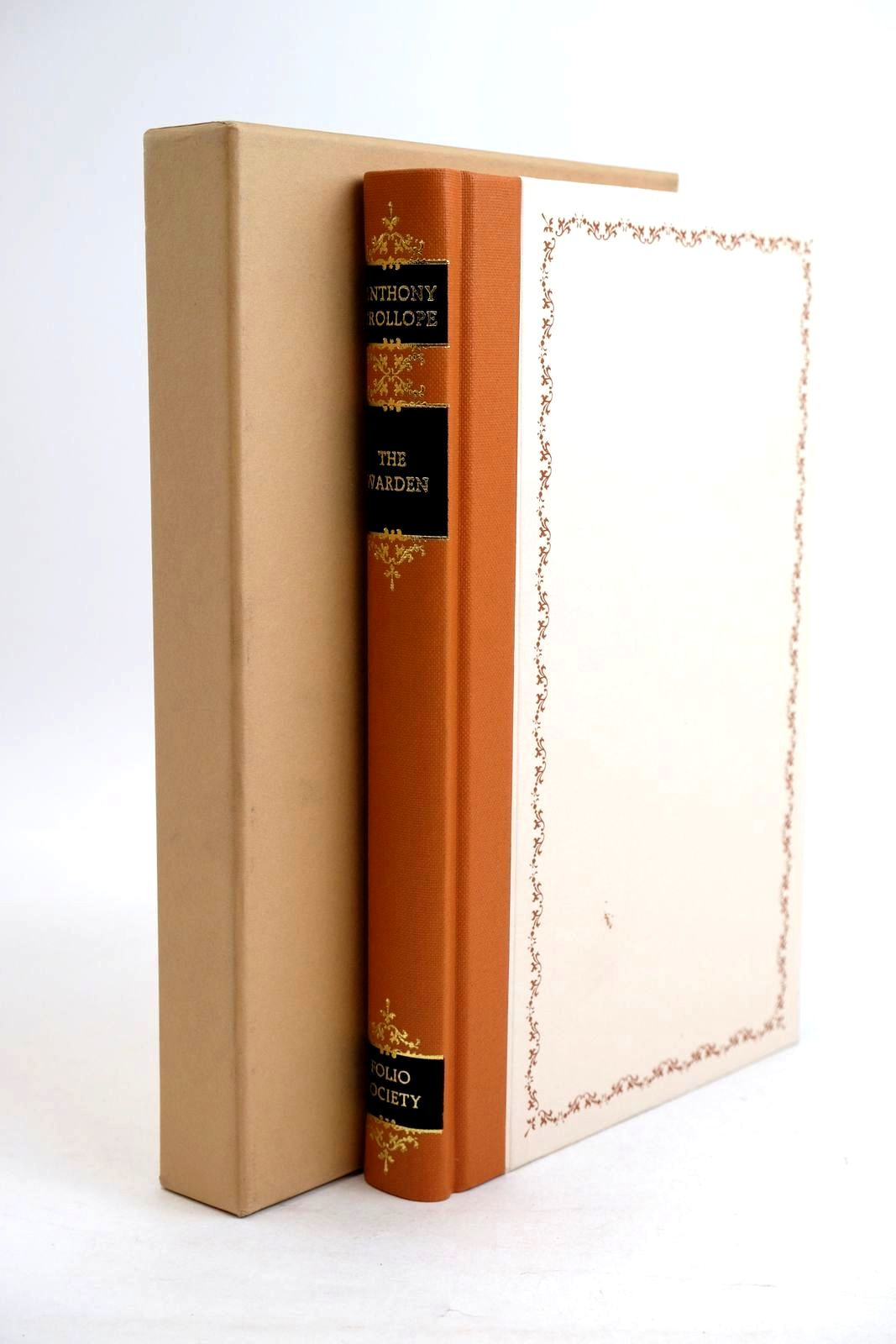 Photo of THE WARDEN written by Trollope, Anthony illustrated by Reddick, Peter published by Folio Society (STOCK CODE: 1320490)  for sale by Stella & Rose's Books