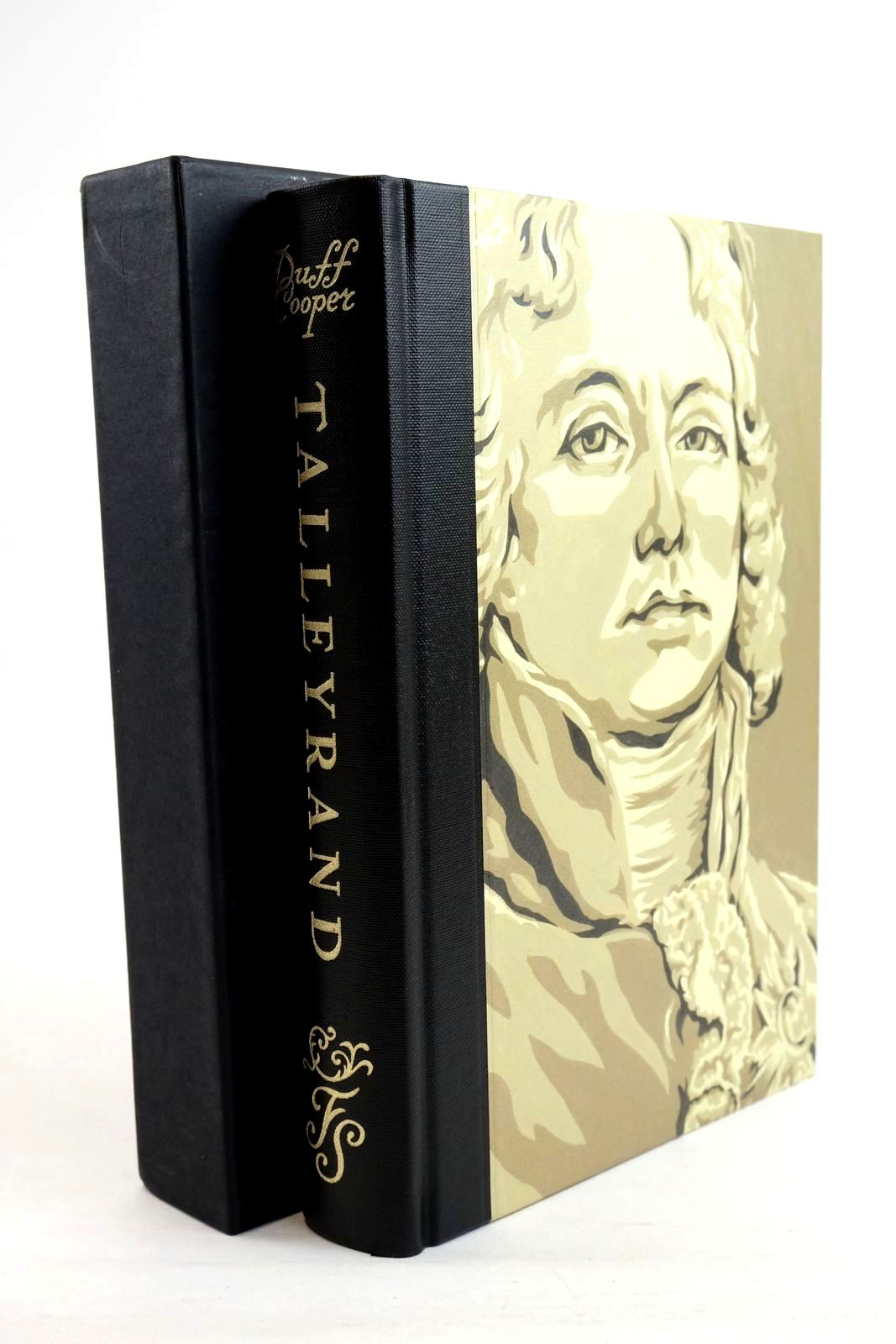 Photo of TALLEYRAND written by Cooper, Duff published by Folio Society (STOCK CODE: 1320495)  for sale by Stella & Rose's Books