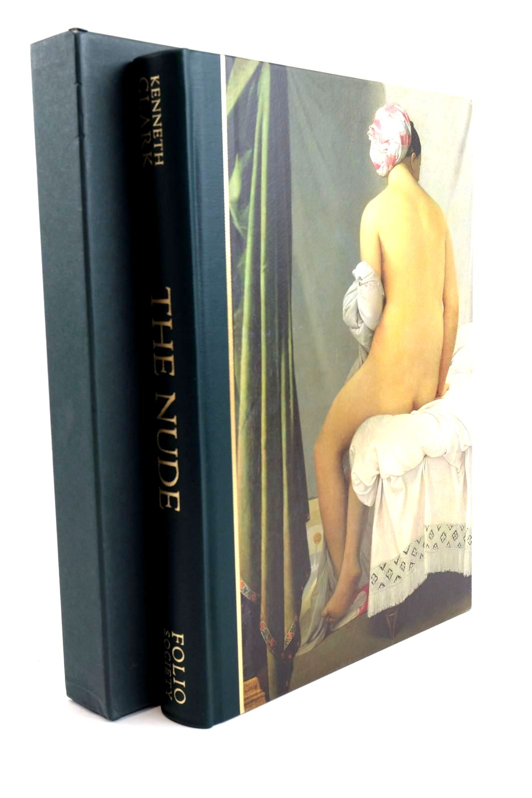 Photo of THE NUDE written by Clark, Kenneth published by Folio Society (STOCK CODE: 1320502)  for sale by Stella & Rose's Books