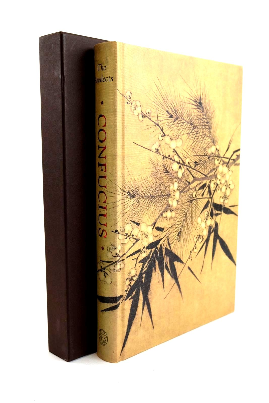 Photo of CONFUCIUS THE ANALECTS written by Yu, Lun Lau, D.C. Grayling, A.C. published by Folio Society (STOCK CODE: 1320506)  for sale by Stella & Rose's Books