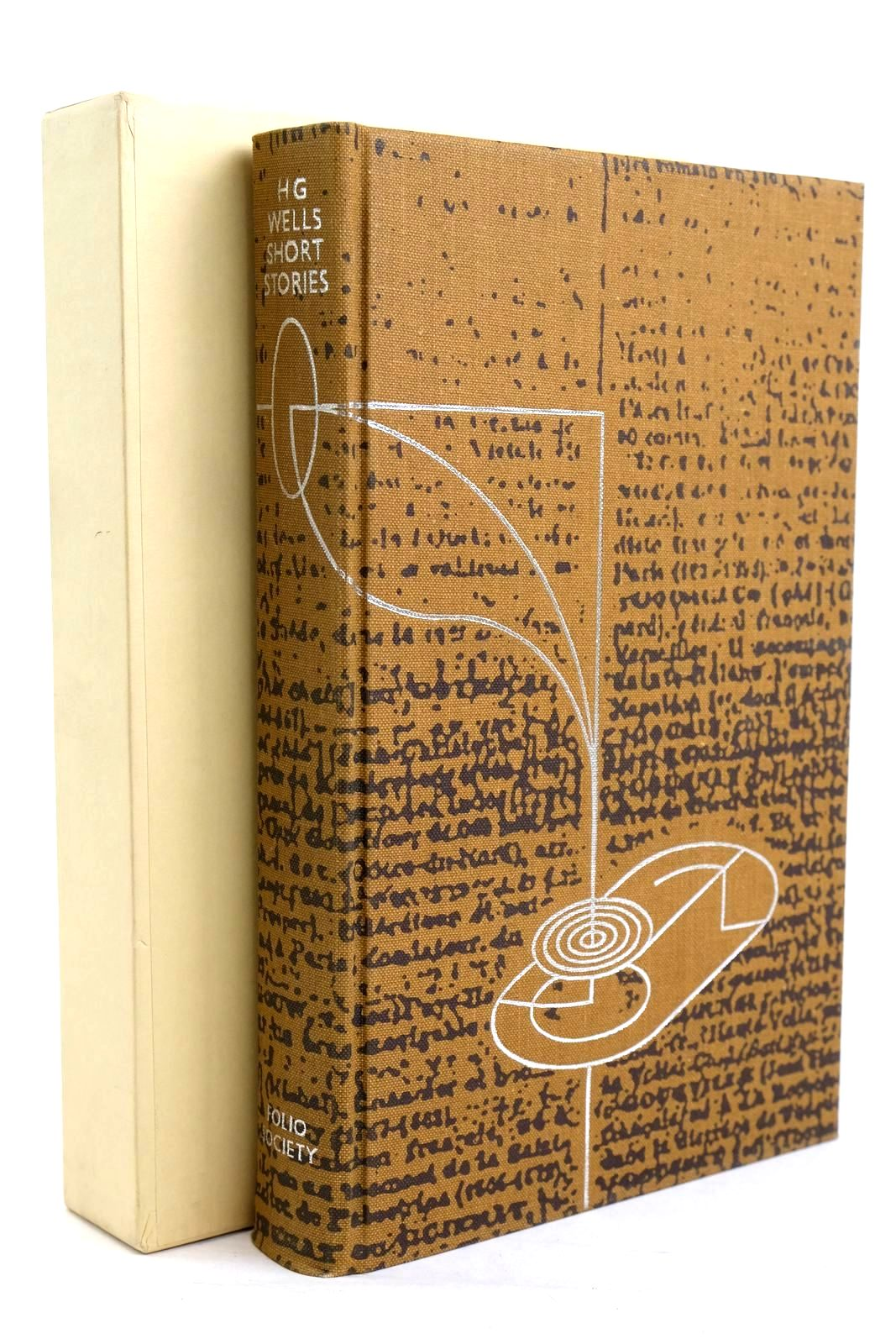 Photo of SHORT STORIES written by Wells, H.G. Heald, Tim illustrated by Hitchen, Jonathan published by Folio Society (STOCK CODE: 1320509)  for sale by Stella & Rose's Books