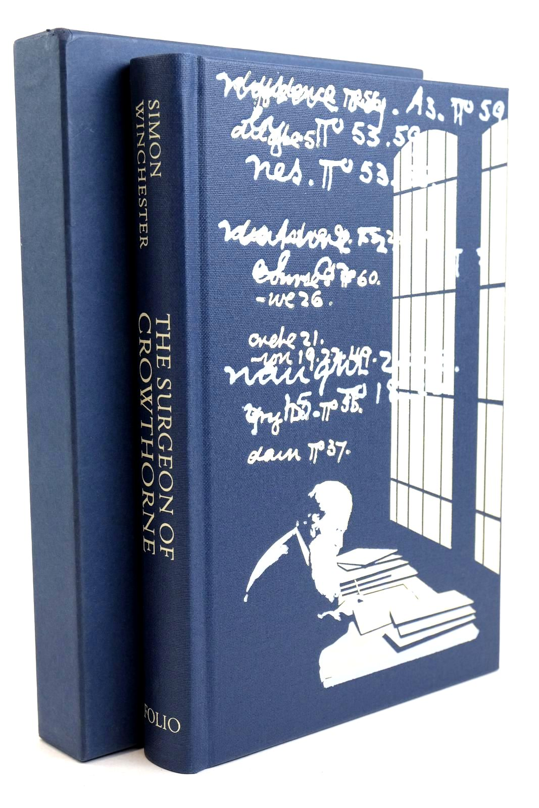 Photo of THE SURGEON OF CROWTHORNE written by Winchester, Simon published by Folio Society (STOCK CODE: 1320512)  for sale by Stella & Rose's Books