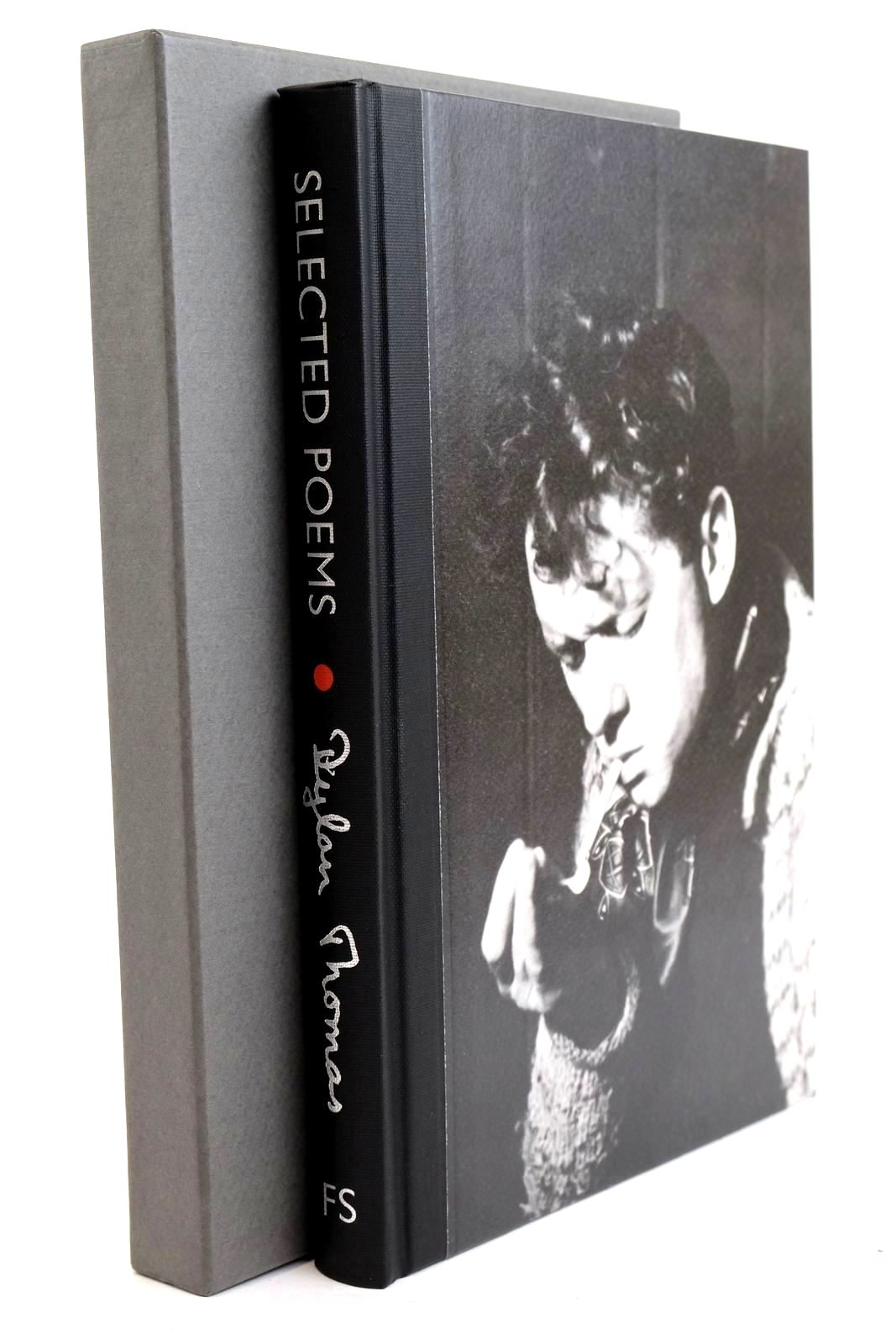 Photo of SELECTED POEMS written by Thomas, Dylan Sheers, Owen published by Folio Society (STOCK CODE: 1320514)  for sale by Stella & Rose's Books
