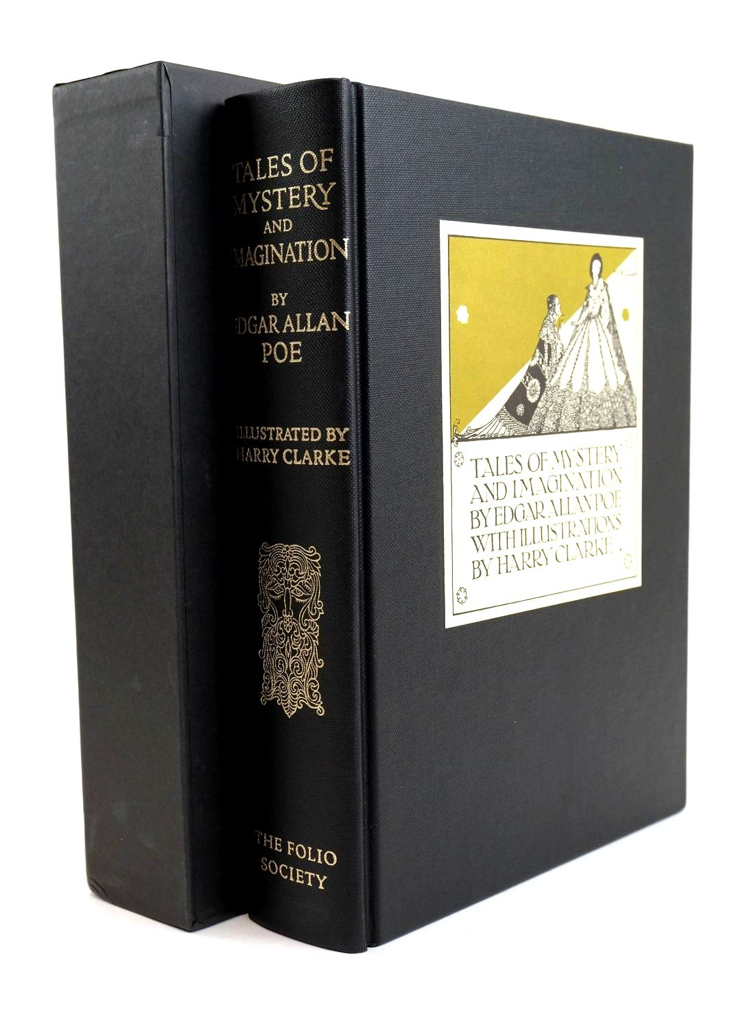 Photo of TALES OF MYSTERY AND IMAGINATION written by Poe, Edgar Allan illustrated by Clarke, Harry published by Folio Society (STOCK CODE: 1320515)  for sale by Stella & Rose's Books