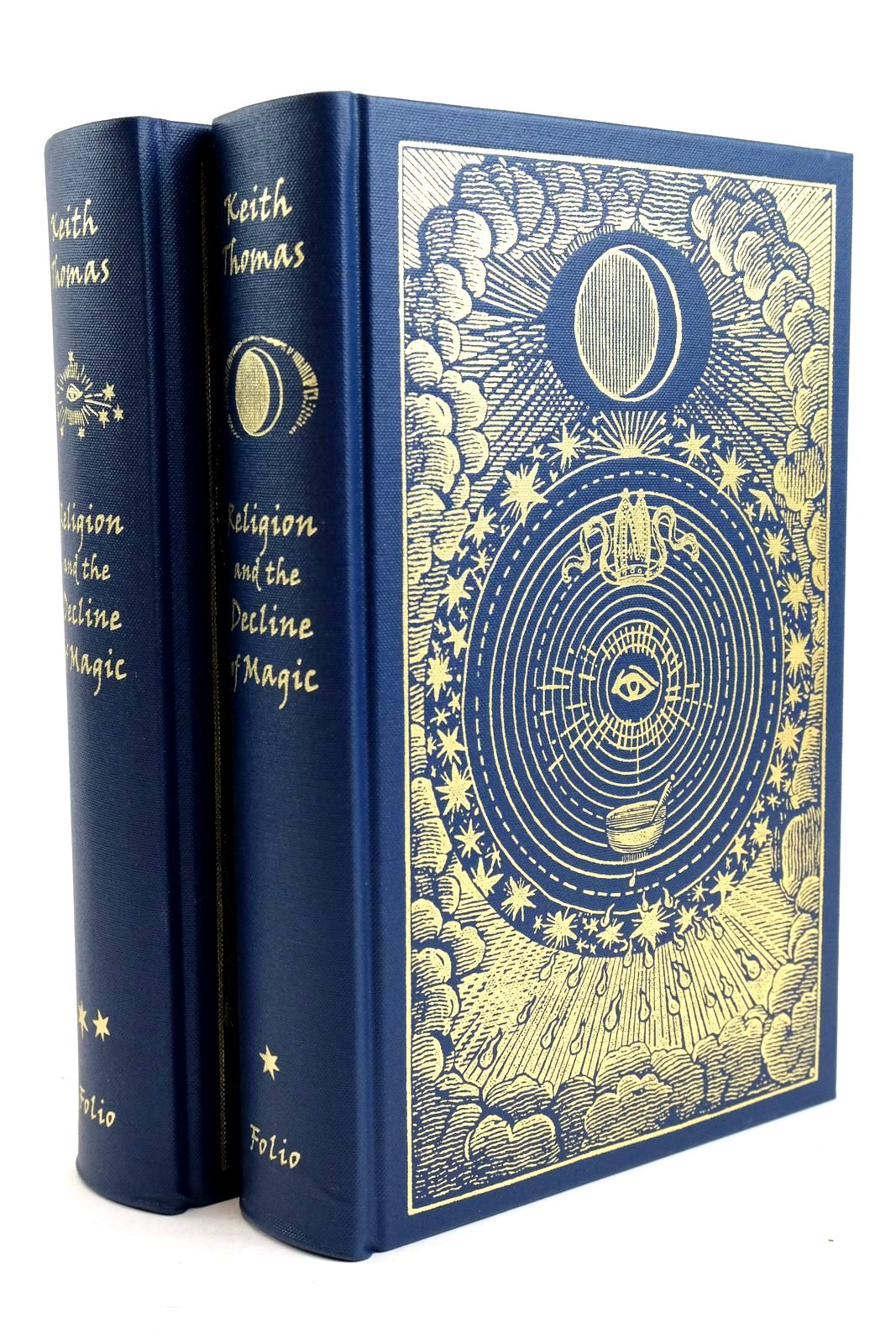 Photo of RELIGION AND THE DECLINE OF MAGIC (2 VOLUMES)- Stock Number: 1320516