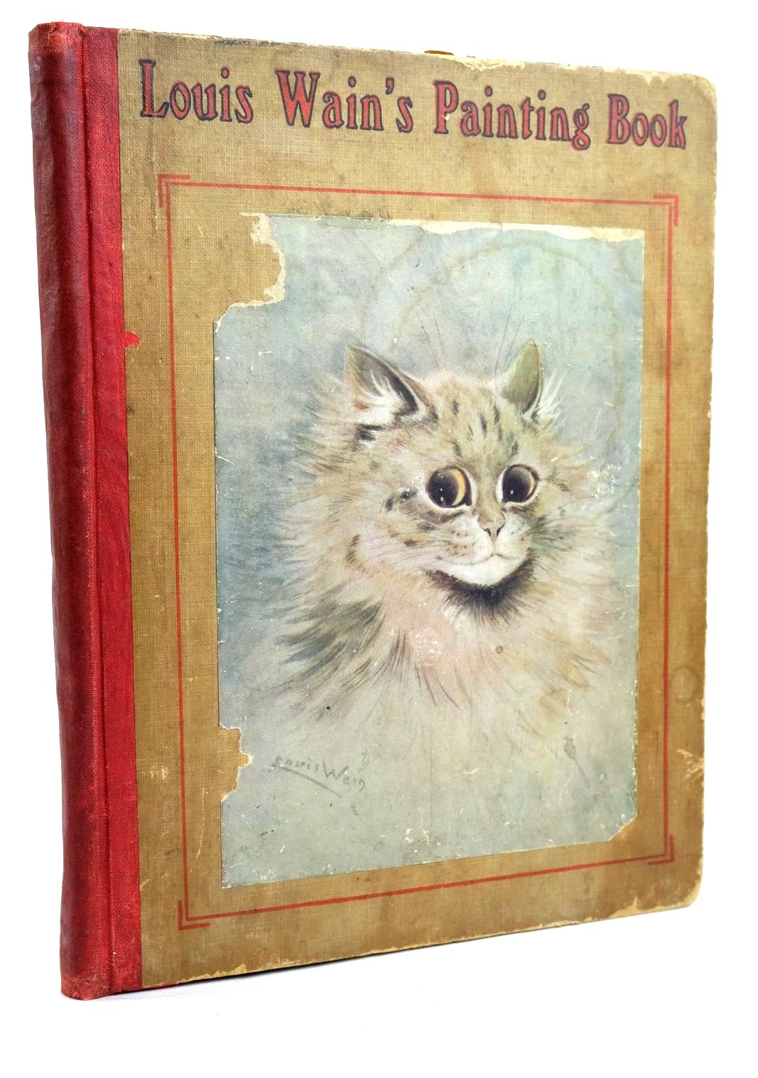 Photo of LOUIS WAIN'S PAINTING BOOK illustrated by Wain, Louis (STOCK CODE: 1320521)  for sale by Stella & Rose's Books