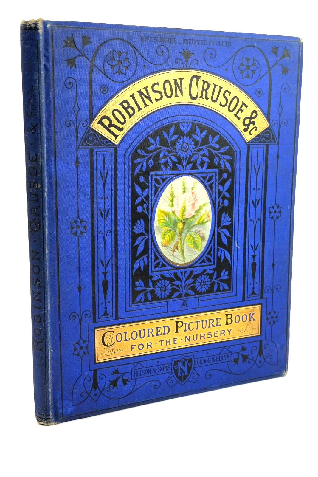 Photo of ROBINSON CRUSOE, THE CLEVER CATS, & C.- Stock Number: 1320522