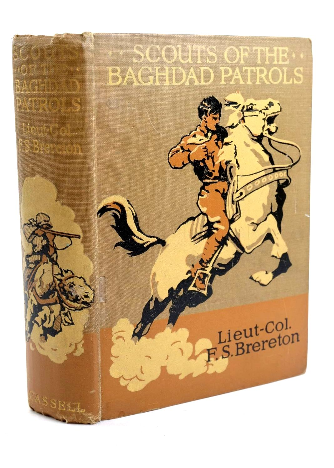 Photo of SCOUTS OF THE BAGHDAD PATROLS- Stock Number: 1320523