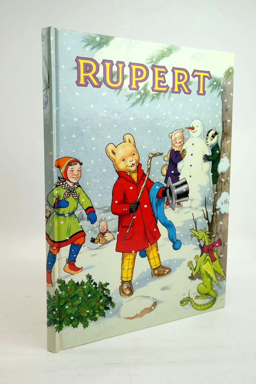 Photo of RUPERT ANNUAL 1989 illustrated by Harrold, John published by Daily Express (STOCK CODE: 1320544)  for sale by Stella & Rose's Books