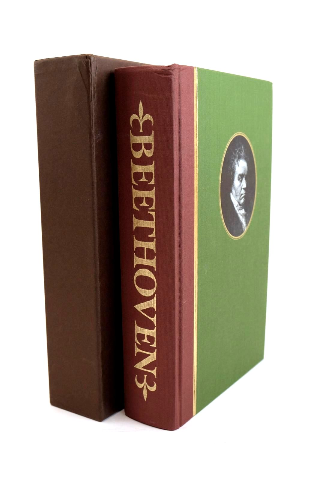 Photo of LIFE OF BEETHOVEN written by Thayer, Alexander Forbes, Elliot Curteis, Ian published by Folio Society (STOCK CODE: 1320548)  for sale by Stella & Rose's Books