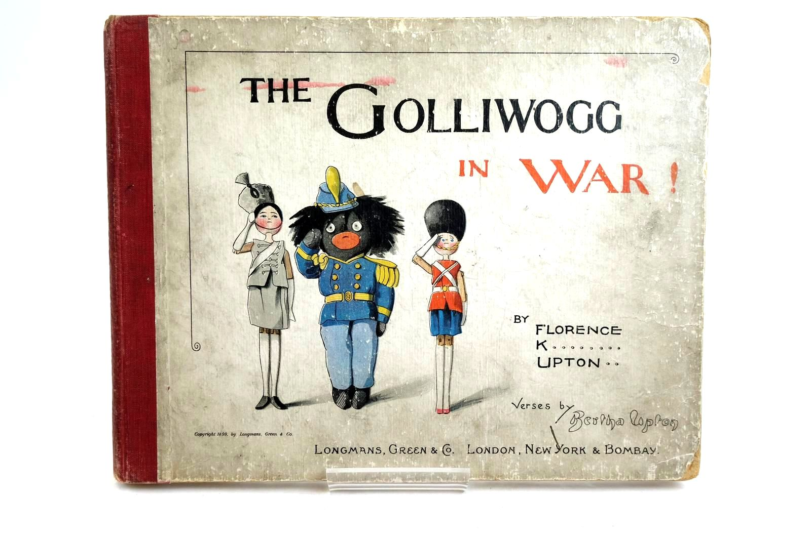 Photo of THE GOLLIWOGG IN WAR!- Stock Number: 1320555