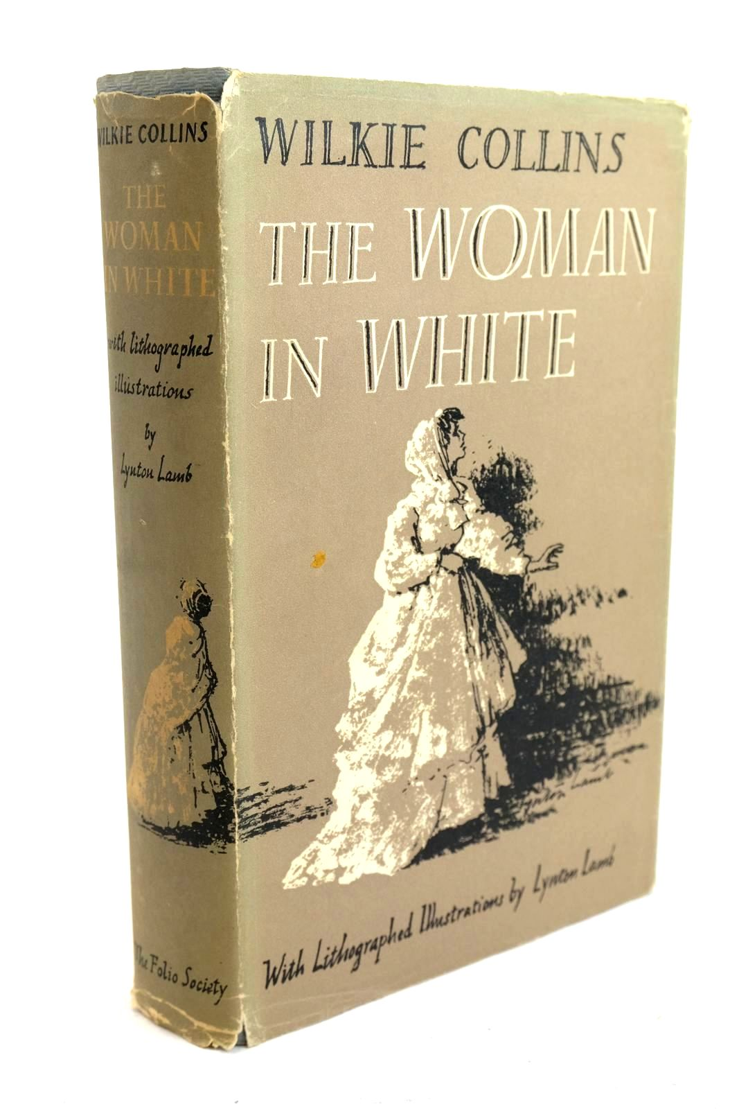 Photo of THE WOMAN IN WHITE written by Collins, Wilkie illustrated by Lamb, Lynton published by Folio Society (STOCK CODE: 1320585)  for sale by Stella & Rose's Books