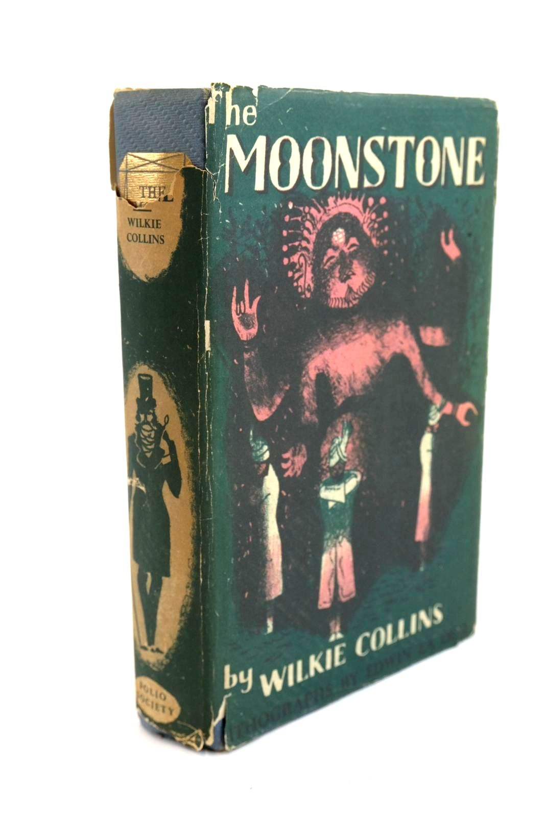 Photo of THE MOONSTONE written by Collins, Wilkie illustrated by La Dell, Edwin published by Folio Society (STOCK CODE: 1320586)  for sale by Stella & Rose's Books