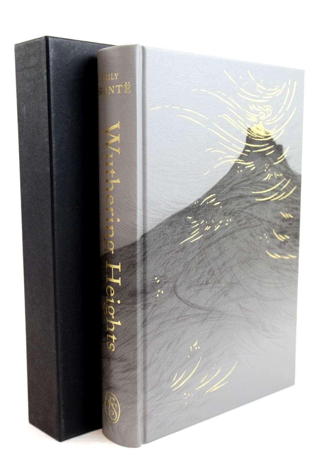 Photo of WUTHERING HEIGHTS written by Bronte, Emily illustrated by Cai, Rovina published by Folio Society (STOCK CODE: 1320594)  for sale by Stella & Rose's Books
