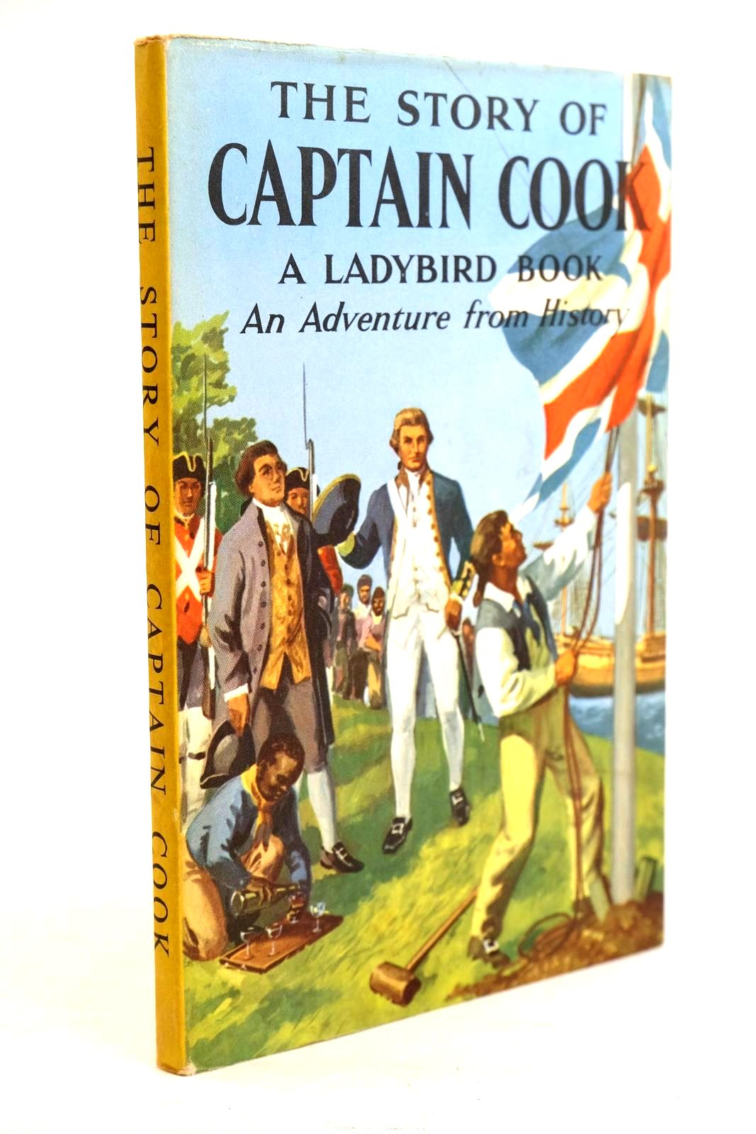 Photo of THE STORY OF CAPTAIN COOK- Stock Number: 1320623