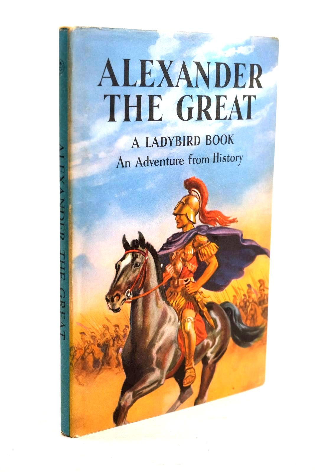 Photo of ALEXANDER THE GREAT written by Peach, L. Du Garde illustrated by Kenney, John published by Wills & Hepworth Ltd. (STOCK CODE: 1320624)  for sale by Stella & Rose's Books