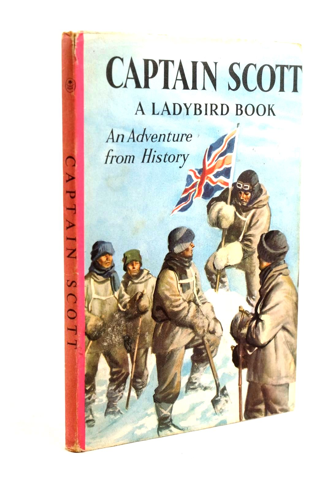 Photo of CAPTAIN SCOTT written by Peach, L. Du Garde illustrated by Kenney, John published by Wills & Hepworth Ltd. (STOCK CODE: 1320629)  for sale by Stella & Rose's Books