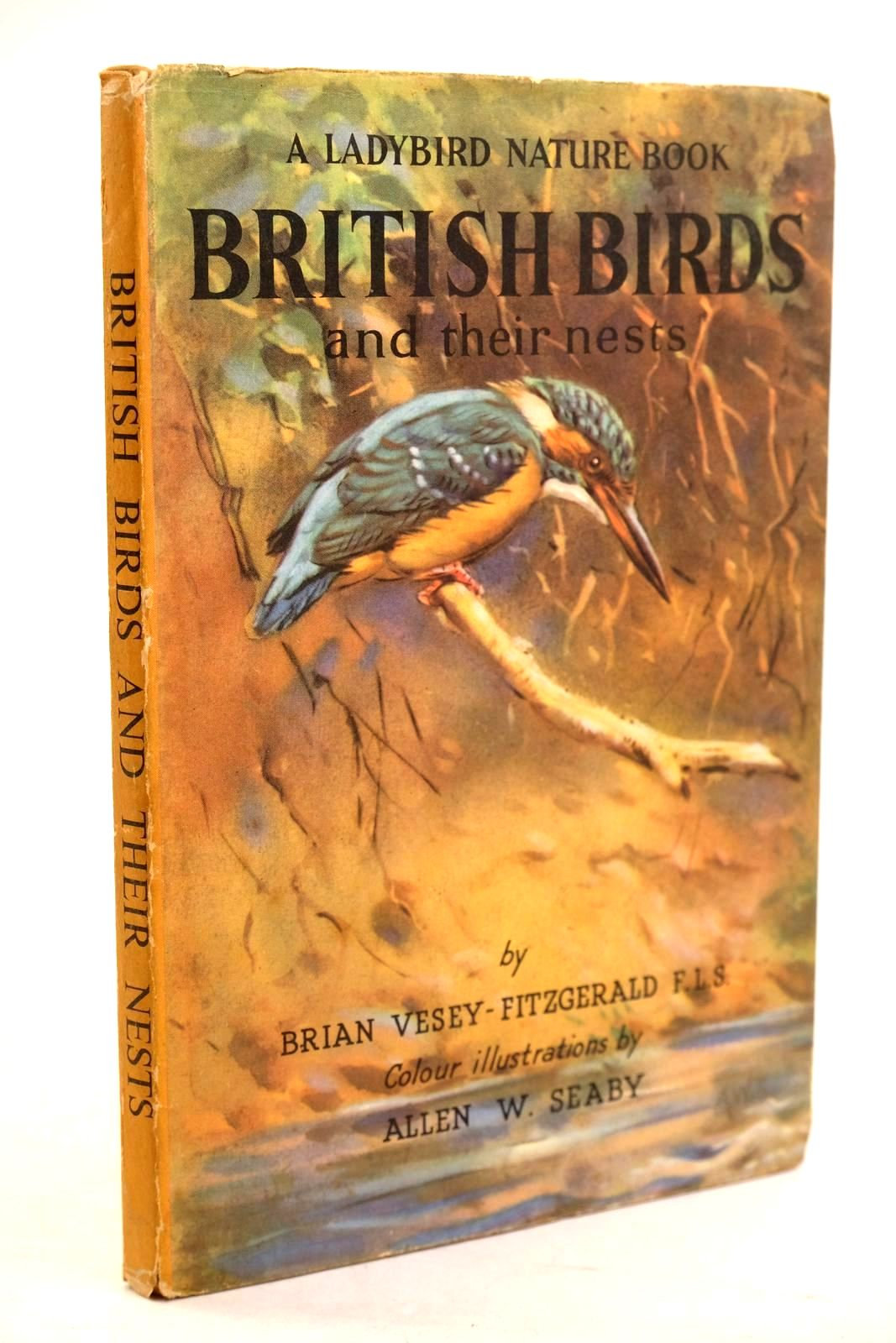 Photo of BRITISH BIRDS AND THEIR NESTS- Stock Number: 1320632