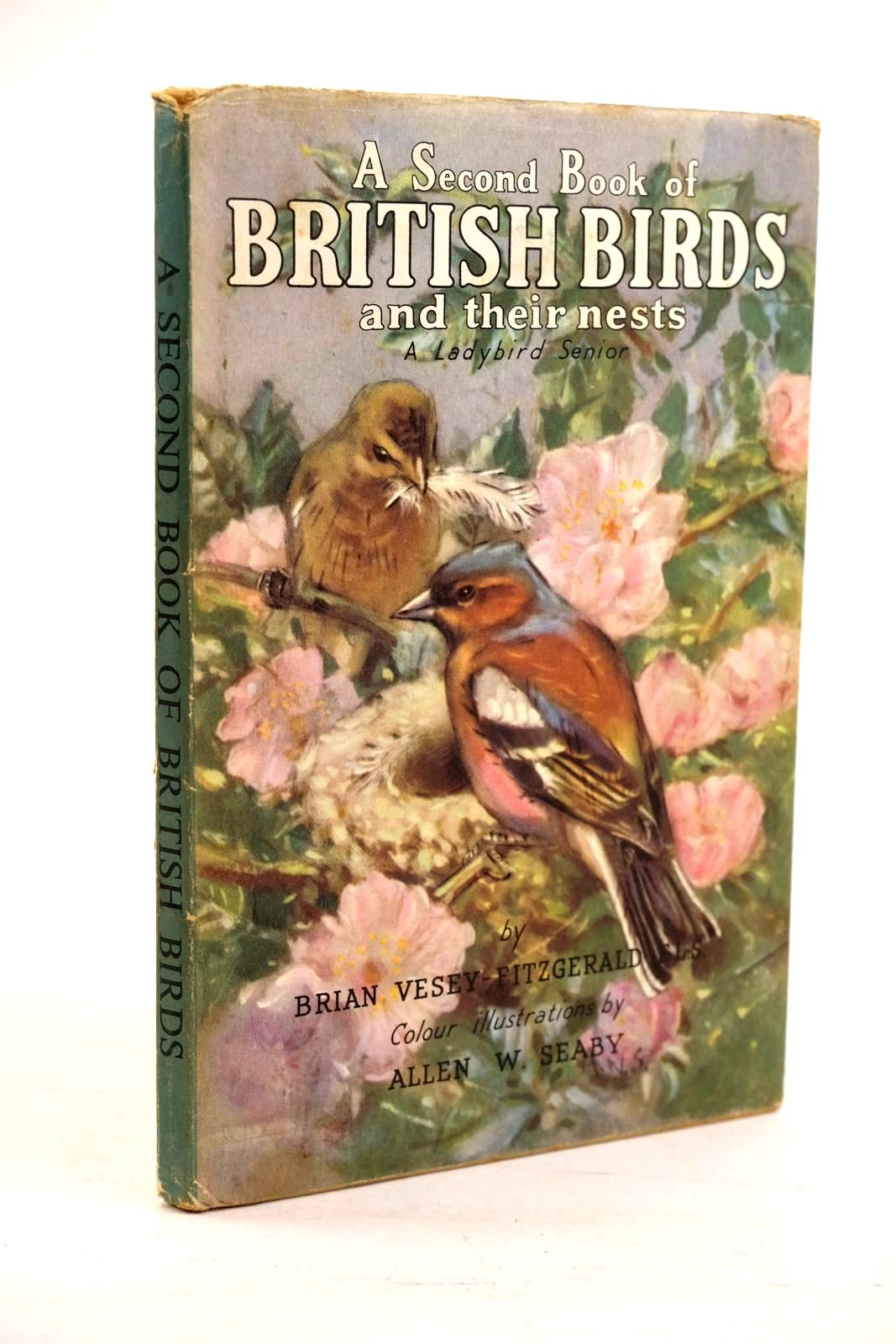 Photo of A SECOND BOOK OF BRITISH BIRDS AND THEIR NESTS- Stock Number: 1320633