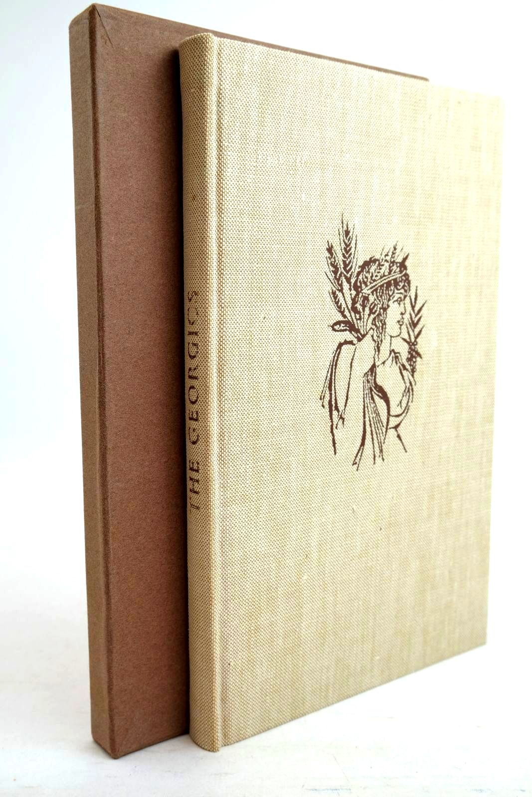 Photo of THE GEORGICS written by Virgil,  Maro, Publius Virgilius Mackenzie, K.R. illustrated by Lambourne, Nigel published by Folio Society (STOCK CODE: 1320672)  for sale by Stella & Rose's Books