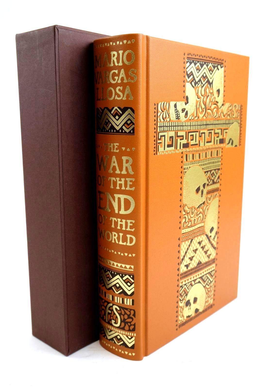 Photo of THE WAR OF THE END OF THE WORLD written by Llosa, Mario Vargas published by Folio Society (STOCK CODE: 1320676)  for sale by Stella & Rose's Books