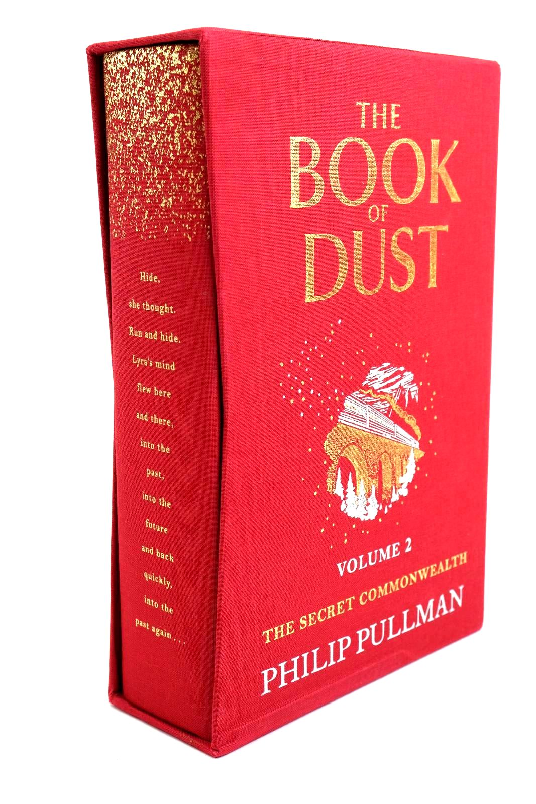 Photo of THE BOOK OF DUST VOLUME TWO: THE SECRET COMMONWEALTH- Stock Number: 1320683