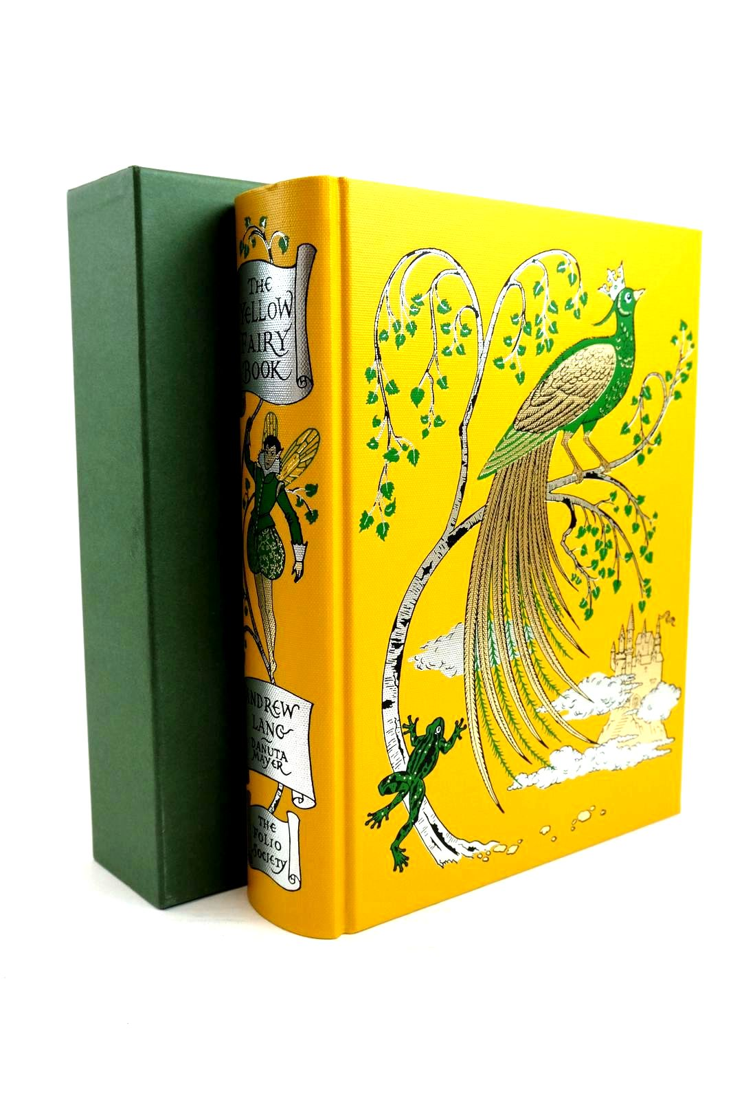 Photo of THE YELLOW FAIRY BOOK- Stock Number: 1320685