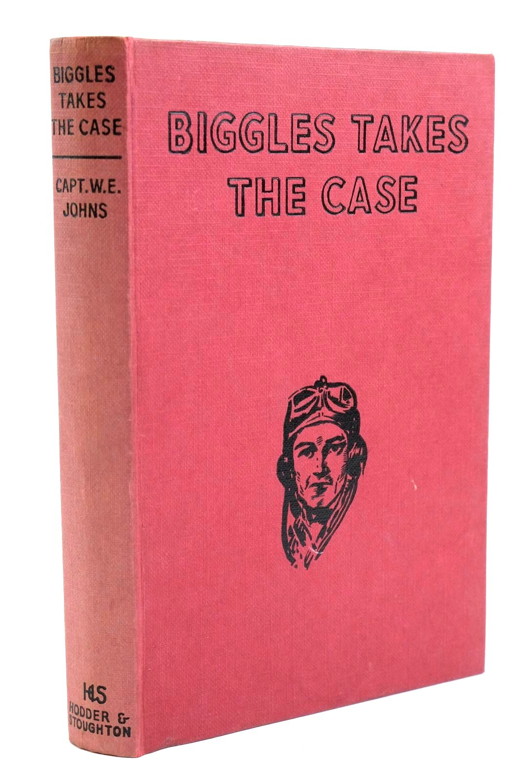 Photo of BIGGLES TAKES THE CASE written by Johns, W.E. illustrated by Stead, Leslie published by Hodder & Stoughton (STOCK CODE: 1320699)  for sale by Stella & Rose's Books