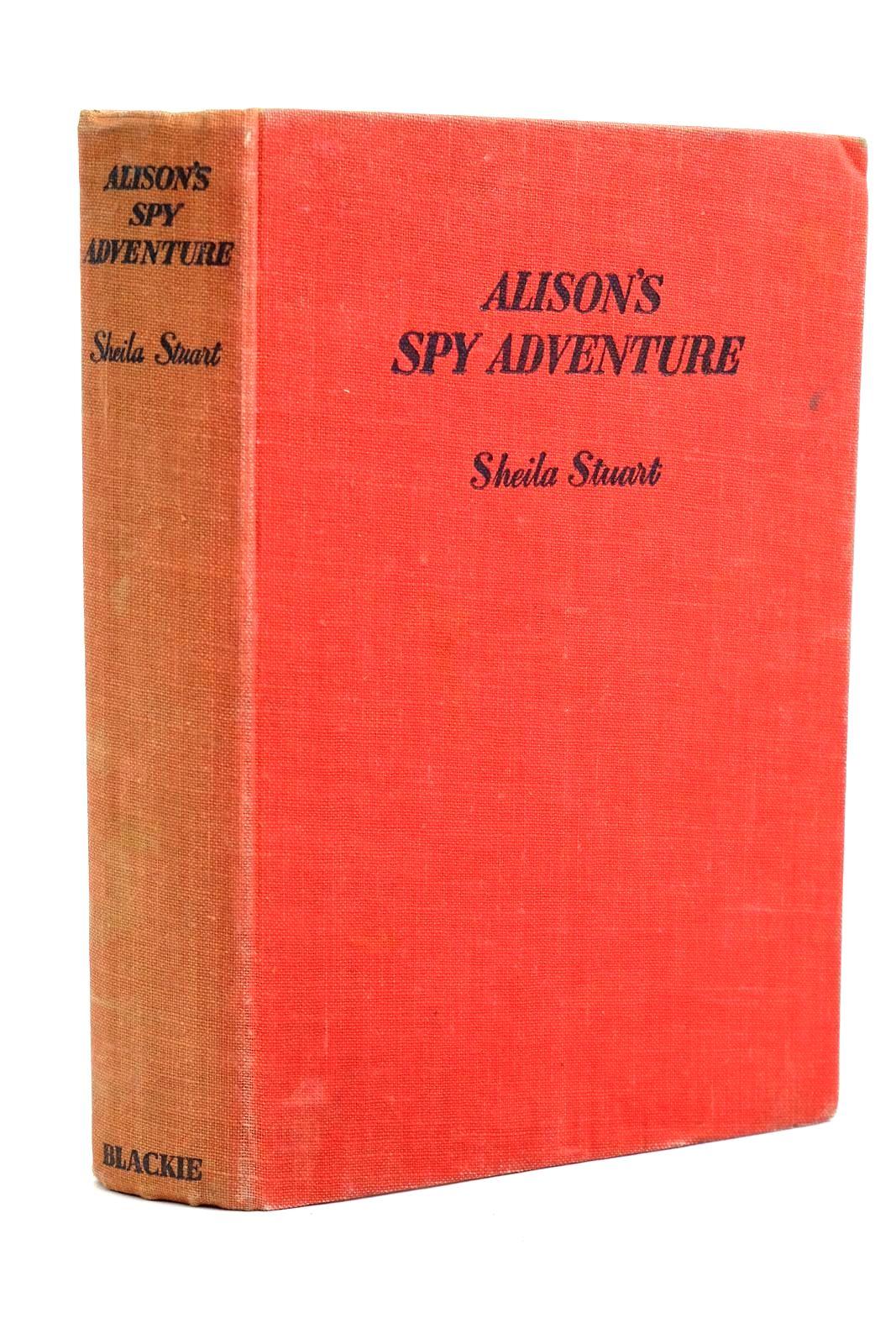 Photo of ALISON'S SPY ADVENTURE- Stock Number: 1320711