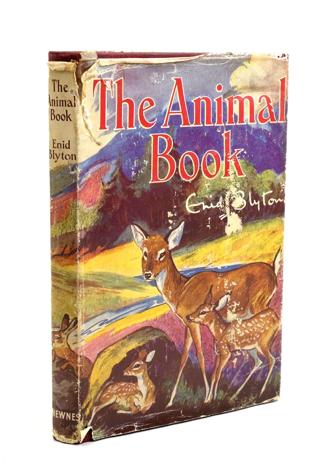 Photo of THE ANIMAL BOOK- Stock Number: 1320712