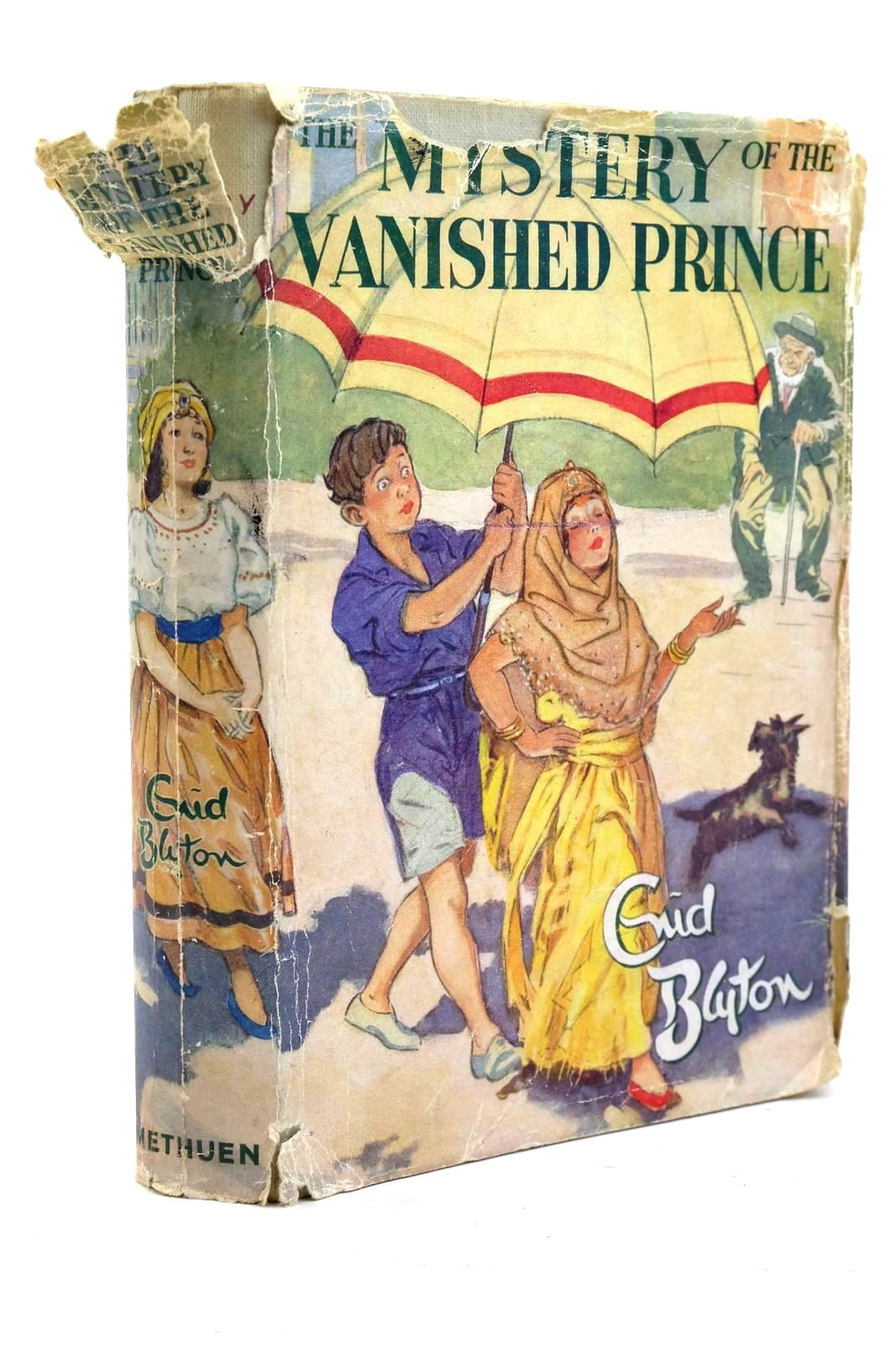 Photo of THE MYSTERY OF THE VANISHED PRINCE written by Blyton, Enid illustrated by Evans, Treyer published by Methuen & Co. Ltd. (STOCK CODE: 1320718)  for sale by Stella & Rose's Books