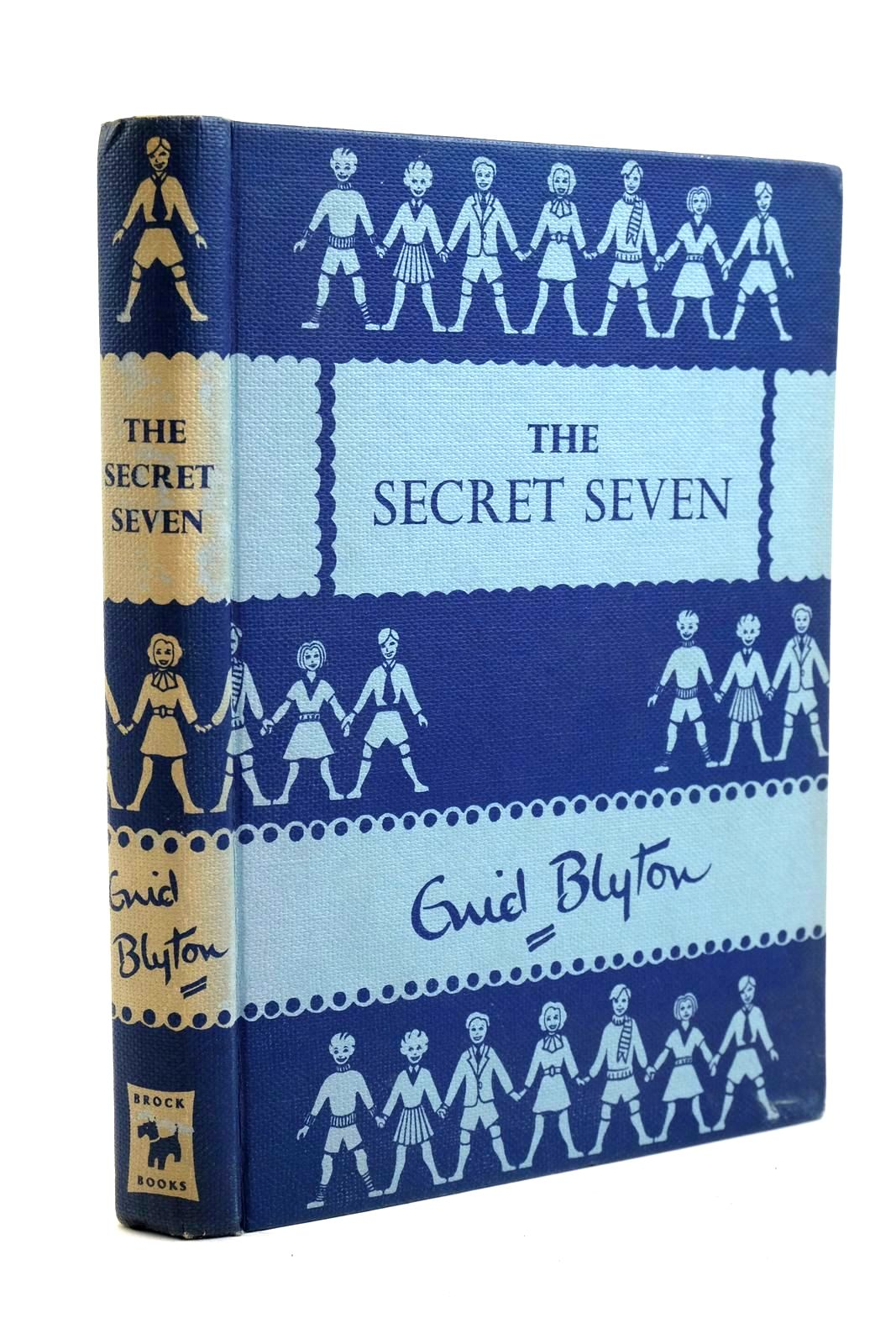 Photo of THE SECRET SEVEN written by Blyton, Enid illustrated by Brook, George published by Brockhampton Press Ltd. (STOCK CODE: 1320724)  for sale by Stella & Rose's Books