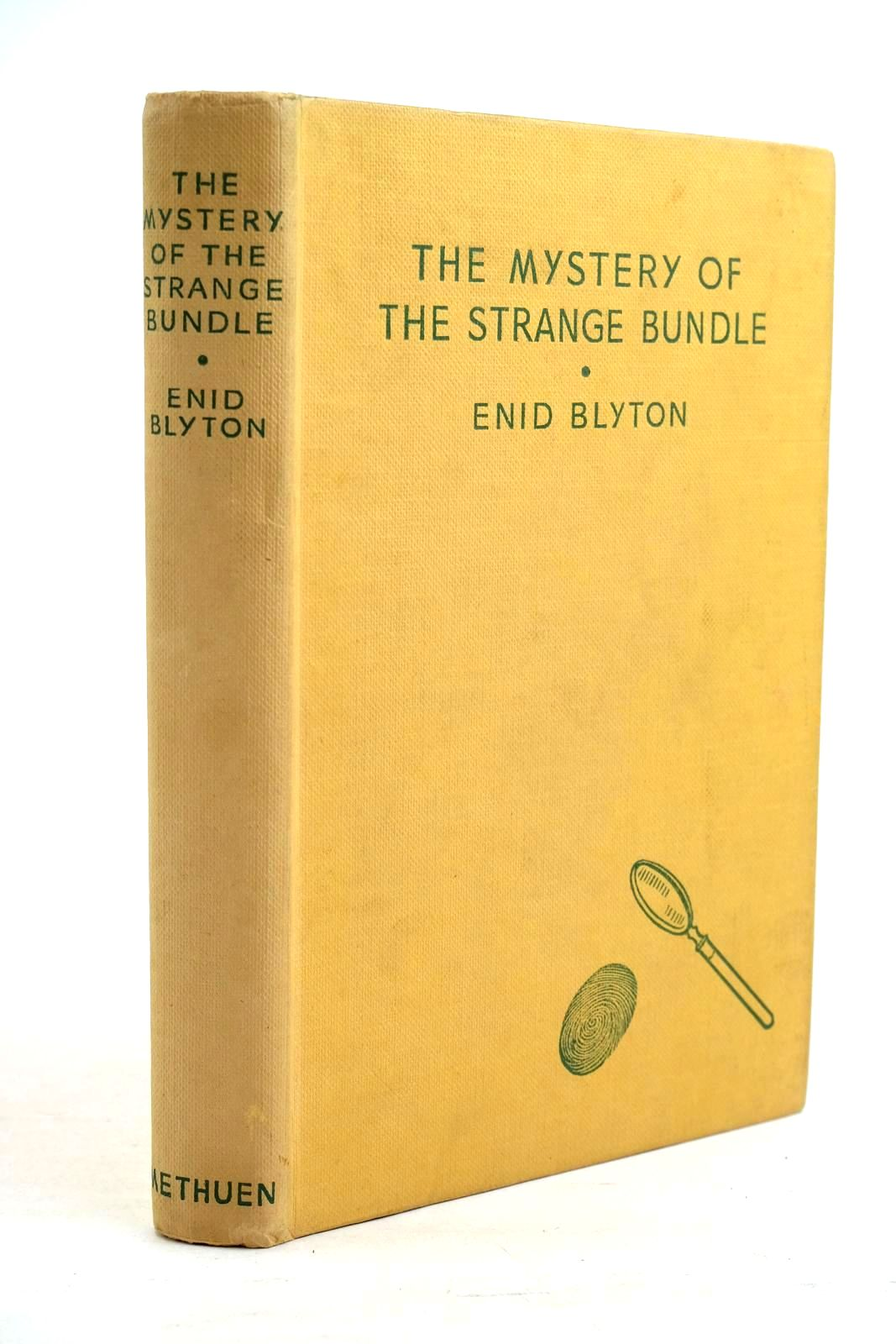 Photo of THE MYSTERY OF THE STRANGE BUNDLE written by Blyton, Enid illustrated by Evans, Treyer published by Methuen & Co. Ltd. (STOCK CODE: 1320725)  for sale by Stella & Rose's Books