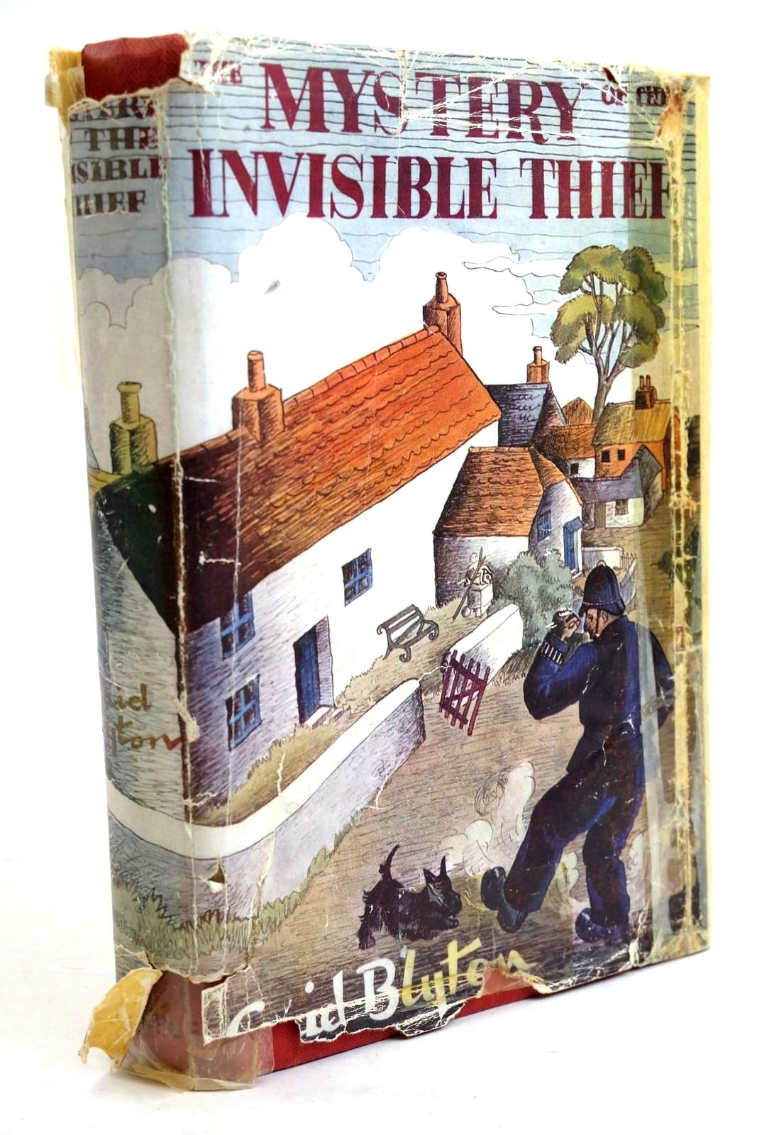 Photo of THE MYSTERY OF THE INVISIBLE THIEF- Stock Number: 1320737