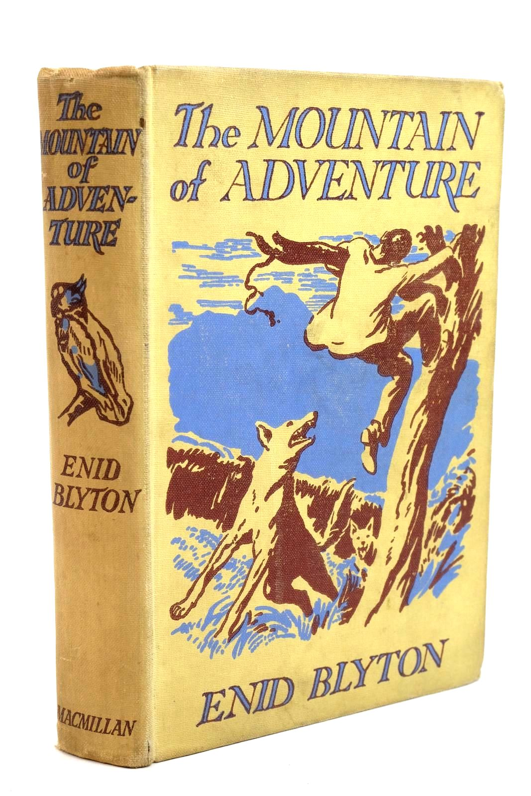 Photo of THE MOUNTAIN OF ADVENTURE- Stock Number: 1320740