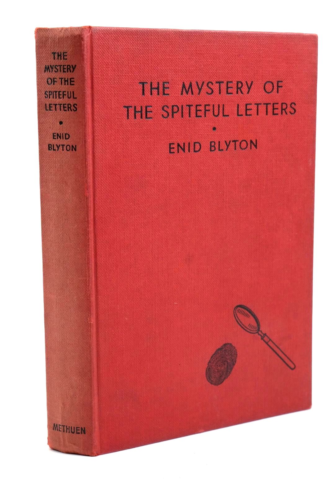 Photo of THE MYSTERY OF THE SPITEFUL LETTERS- Stock Number: 1320749