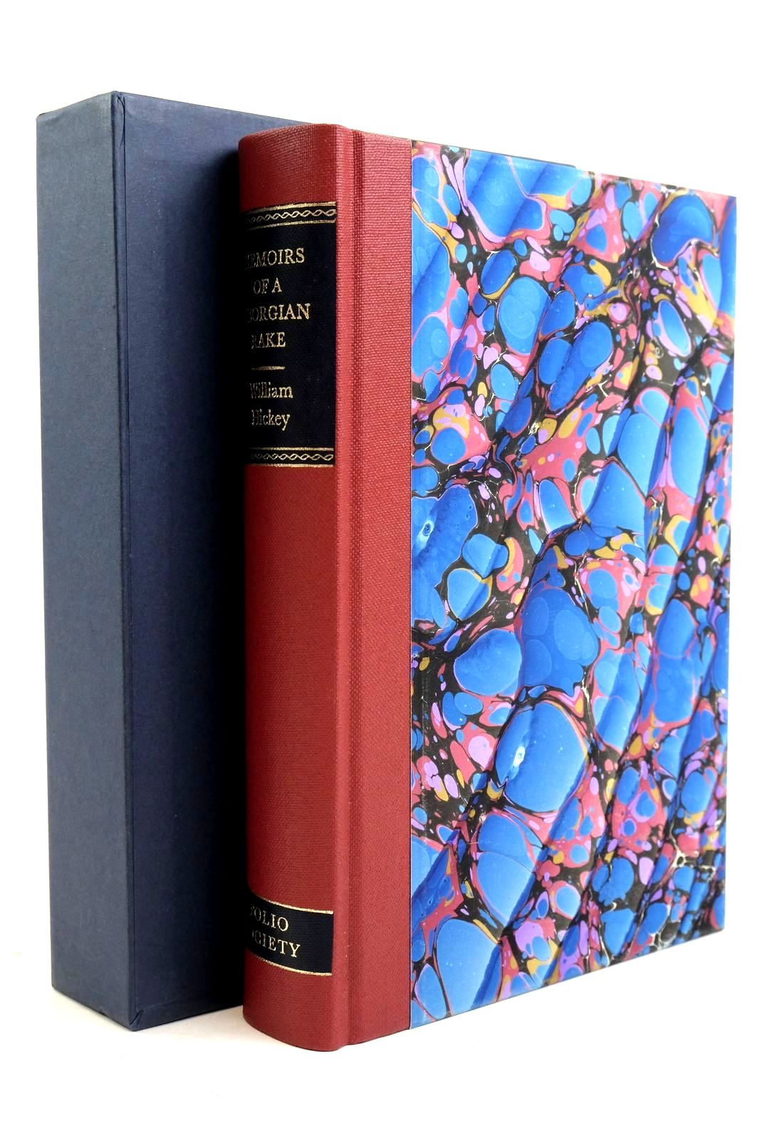 Photo of MEMOIRS OF A GEORGIAN RAKE written by Hickey, William Hudson, Roger illustrated by Lawrence, John published by Folio Society (STOCK CODE: 1320758)  for sale by Stella & Rose's Books