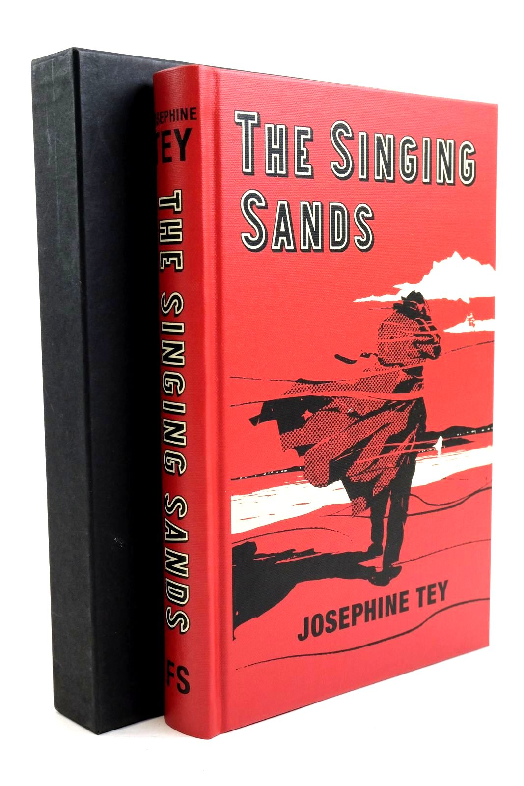 Photo of THE SINGING SANDS written by Tey, Josephine McDermid, Val illustrated by Smith, Mark published by Folio Society (STOCK CODE: 1320760)  for sale by Stella & Rose's Books
