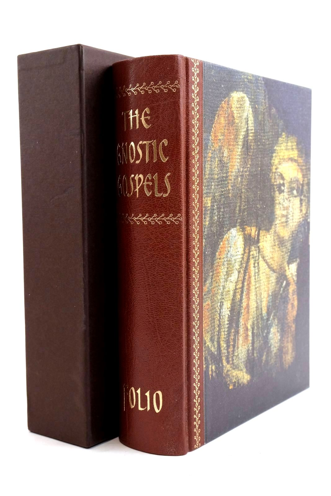 Photo of THE GNOSTIC GOSPELS written by Meyer, Marvin published by Folio Society (STOCK CODE: 1320773)  for sale by Stella & Rose's Books