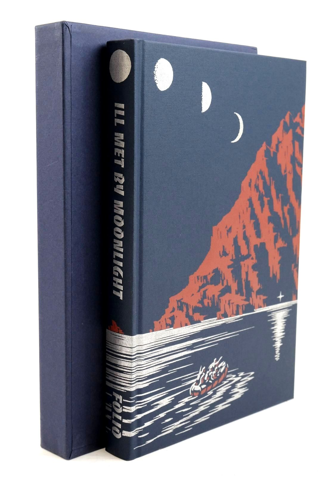 Photo of ILL MET BY MOONLIGHT written by Moss, W. Stanley Foot, M.R.D. Moncreiffe, Iain Fermor, Patrick Leigh published by Folio Society (STOCK CODE: 1320778)  for sale by Stella & Rose's Books