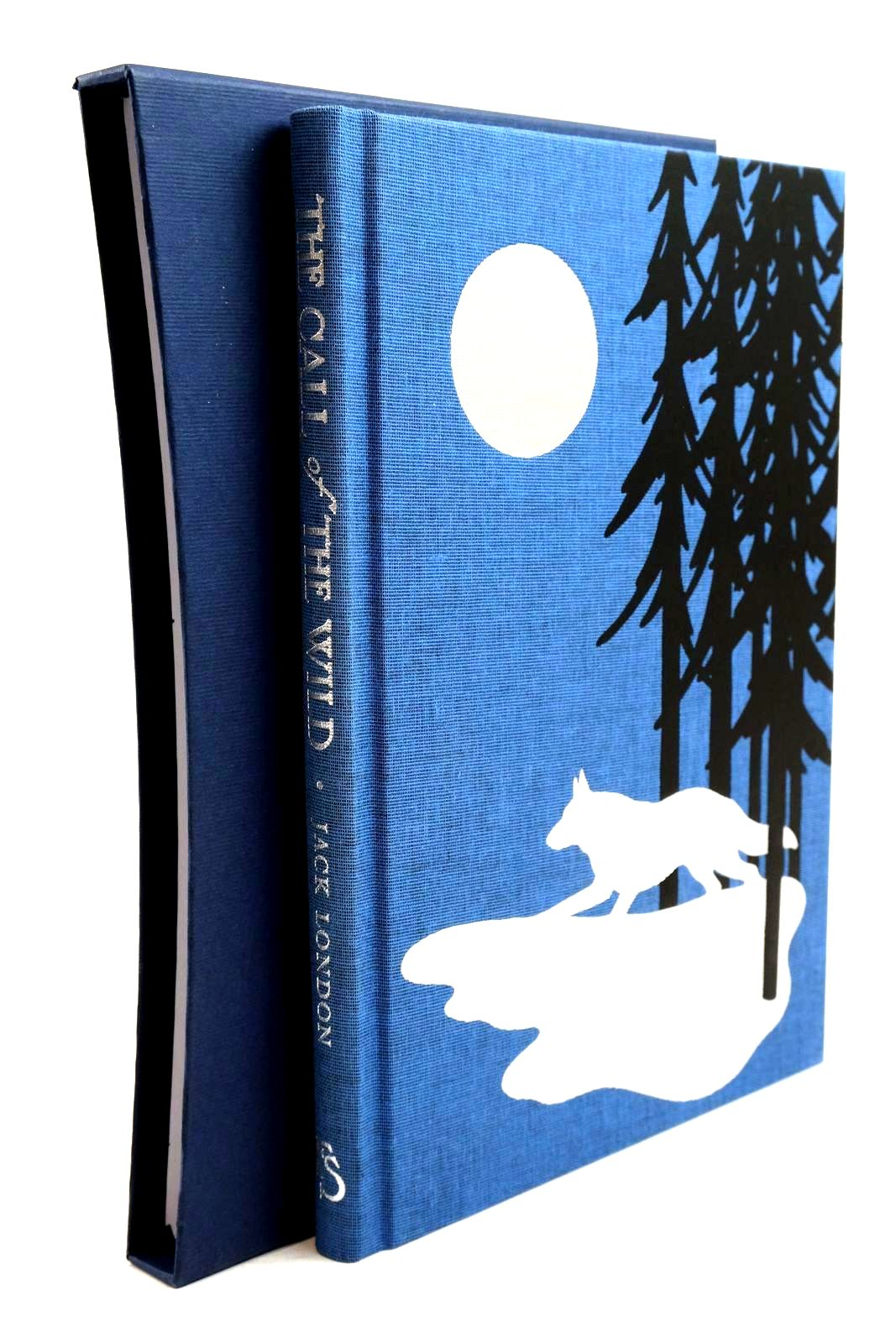 Photo of THE CALL OF THE WILD written by London, Jack illustrated by Rorer, Abigail published by Folio Society (STOCK CODE: 1320781)  for sale by Stella & Rose's Books