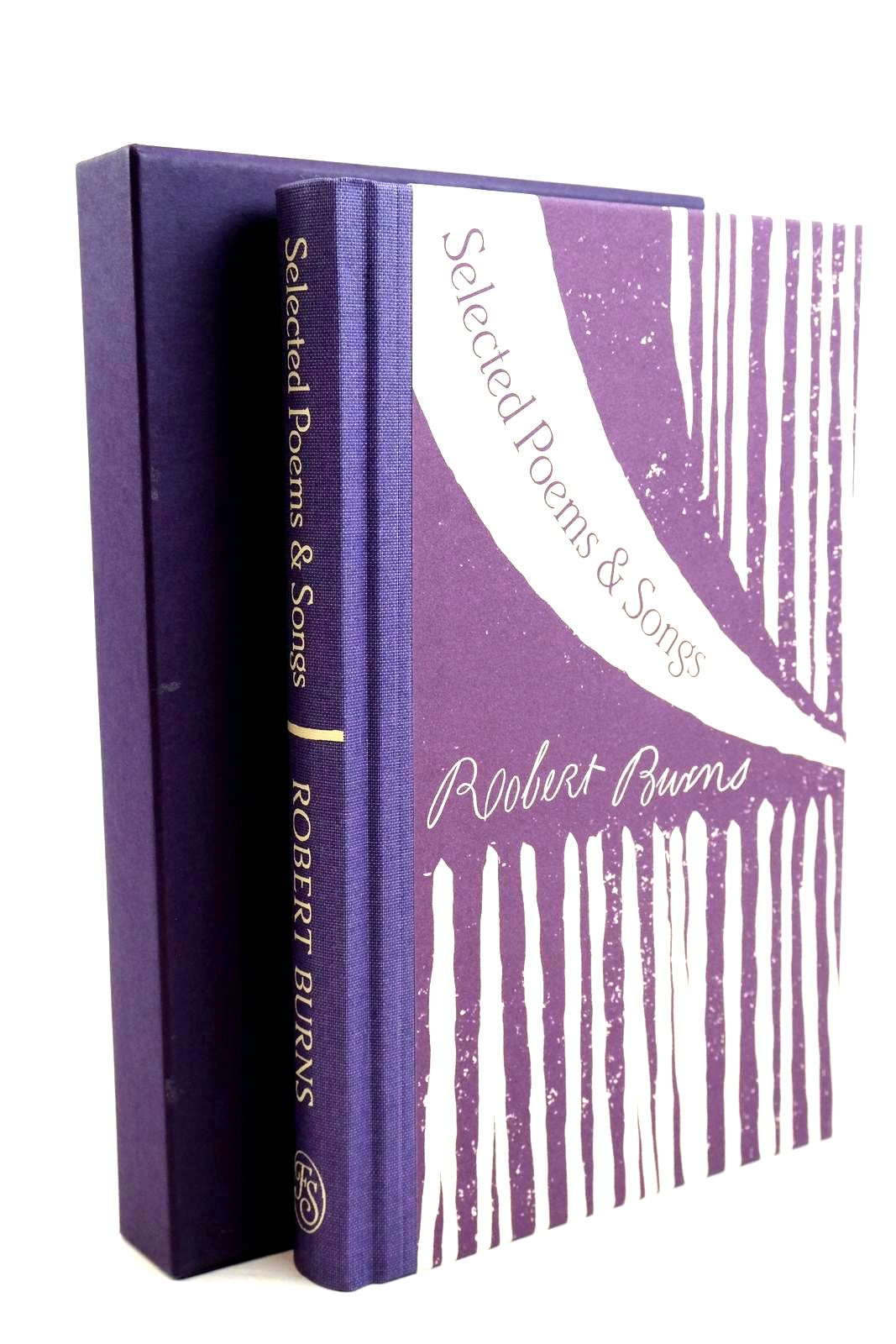 Photo of SELECTED POEMS AND SONGS written by Burns, Robert illustrated by Russell, Kit published by Folio Society (STOCK CODE: 1320783)  for sale by Stella & Rose's Books
