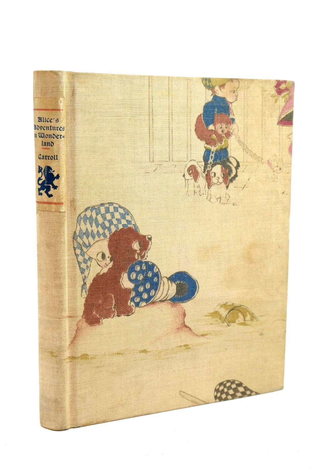 Photo of ALICE'S ADVENTURES IN WONDERLAND written by Carroll, Lewis illustrated by Tenniel, John Preston, Chloe published by Henry Altemus Company (STOCK CODE: 1320790)  for sale by Stella & Rose's Books