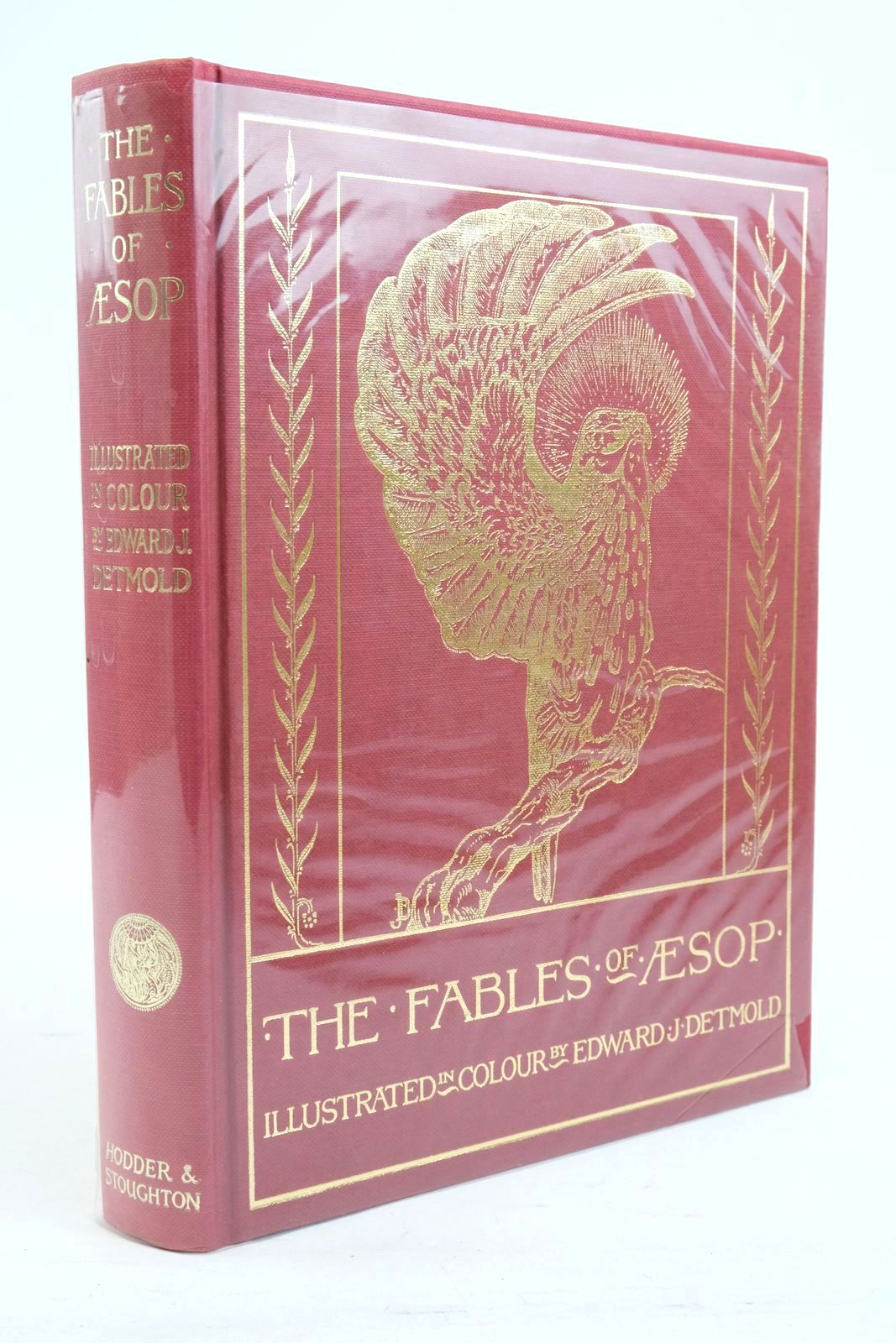 Photo of THE FABLES OF AESOP- Stock Number: 1320797