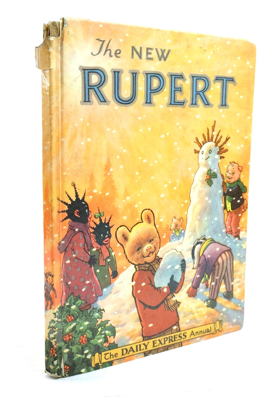 Photo of RUPERT ANNUAL 1954 - THE NEW RUPERT- Stock Number: 1320800